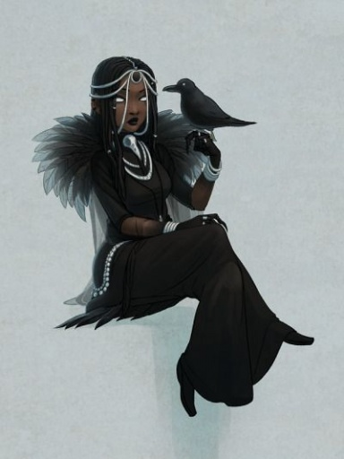 Raven The Ancient Crow
