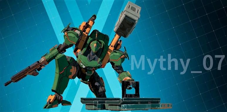 Mythy the Dragon-Wolf
